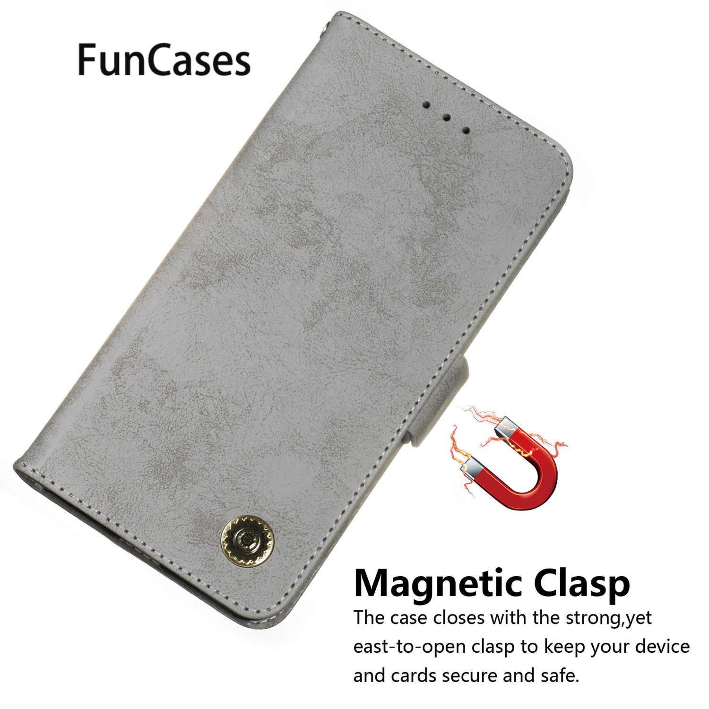 Телефон чехлы для coque samsung S9 PU флип чехол бумажник СПС samsung Galaxy J3 2017 Евразийский J5 J7 A3 A5 S7 край S8 плюс котб