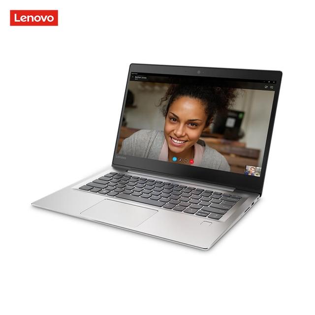 Versión Española - Lenovo Ideapad 520S-14IKBR Intel Core i7-8550U, 2.40 GHz, 14 pulgadas, 1920 x 1080 Pixels, 4GB de RAM, 512GB SSD, Windows 10 Gris - [Teclado español QWERTY] Ordenadores portátiles
