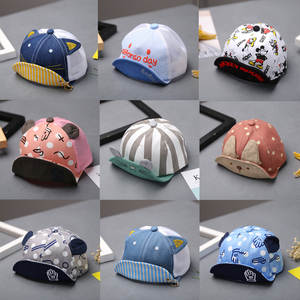 6fe6fffd3ba RUBU 2018 Children s Sun Hat Boys Girls Summer Cap Baby