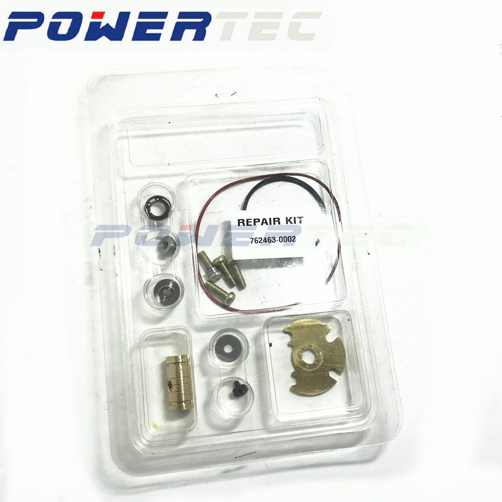 Garrett 762463-0002 carregador turbo kits de serviço