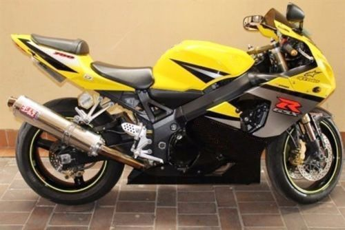 Yellow Black Grey Complete Injection Fairing Moldi...