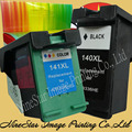 Russia Ink for HP Photosmart 4283 4483 4583 5283 5363 Printer Ink for HP XL 140 141 Ink CB338H CB337H CB336H CB335H E169