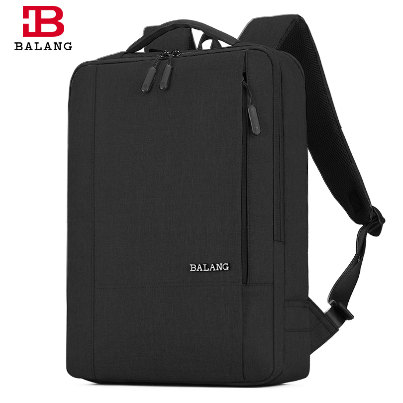 BALANG Brand New Men's Waterproof Laptop Backpack Students School Bag Teenagers Shoulder Bags for 15.6 Inch Computer Travel Pack new gravity falls backpack casual backpacks teenagers school bag men women s student school bags travel shoulder bag laptop bags