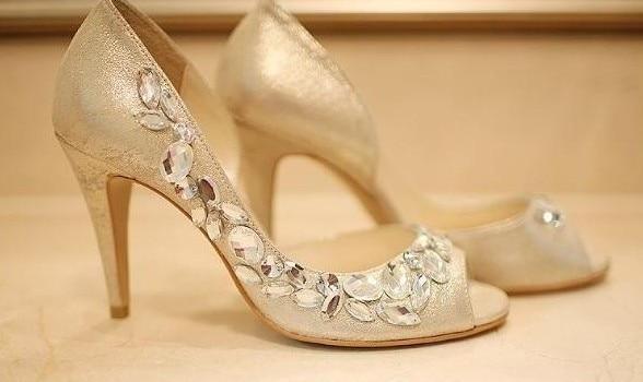 Handmade Wedding Shoes Indonesia