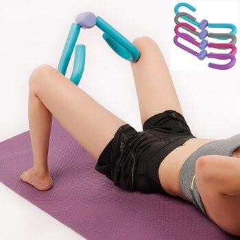 Muscolo Della Gamba Sottile Tubo da Stufa Clip Slim Leg Fitness Palestra Coscia Maestro Braccio Petto Vita Trainer 1