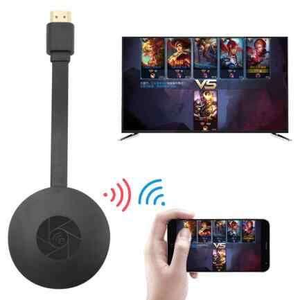 2020 TV Stick Mirascreen G2 Nirkabel Wifi Tampilan TV Dongle Receiver 1080P HD TV Stick Airplay DLNA Media Streamer untuk Android