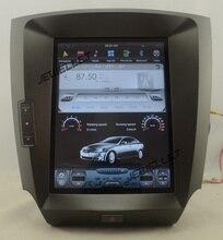 10,4 «Тесла стиль вертикальный экран android 6,0 Quad core Автомобильный GPS Радио Навигация для Lexus IS IS200 IS220 IS250 IS300 IS350