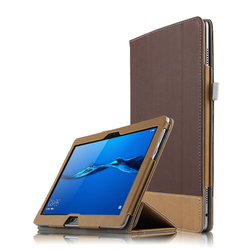 HUWEI Case For Huawei Mediapad M3 lite 10 BAH-W09 AL00 10.1 Smart Protective Cover Leather for M3 Youth Edition 10 Tablet case luxury pu leather cover business with card holder case for huawei mediapad m3 lite 10 10 0 bah w09 bah al00 10 1 inch tablet