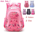 Hot Sale ! High Quality Ultra-Light Waterproof Child School Bag Lovely Children Backpack Girls Backpack Grade/Class 1-6