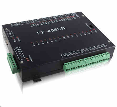 plc programmable logic controller module Single board plc PZ-40scr,20 input 20 output , thyristor output enclosure PLC717#