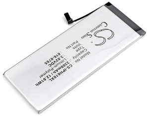 Image 3 - Cameron Sino Hoge Kwaliteit 3300mAh Batterij 616 0765, 616 0770,616 0772 voor Apple A1522, a1524, A1593, iPhone 6 5.5, iPhone 6 Plus