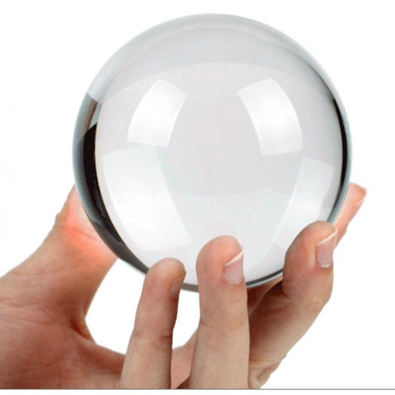Aliexpress buy cm crystal ball feng shui home