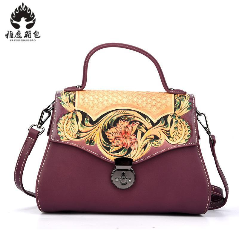 Genuine Leather Women Handbags Fashion Leather Tote Shoulder Bag Bolsas Femininas Large Capacity Casual Women Bags handbags women trapeze bolsas femininas sac lovely monkey pendant star sequins embroidery pearls bags pink black shoulder bag