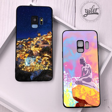 Fashion World famous oil painting for Samsung Galaxy S10e Case S10 Plus For S7 Edge S8 S9