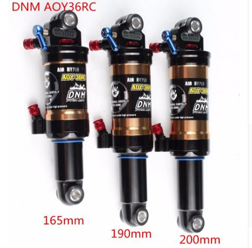 DNM AOY 36RC Mountain Bike bicycle mtb Air Rear Shock With Lockout 165 190 200mm-in Rear Shocks from Sports & Entertainment    1