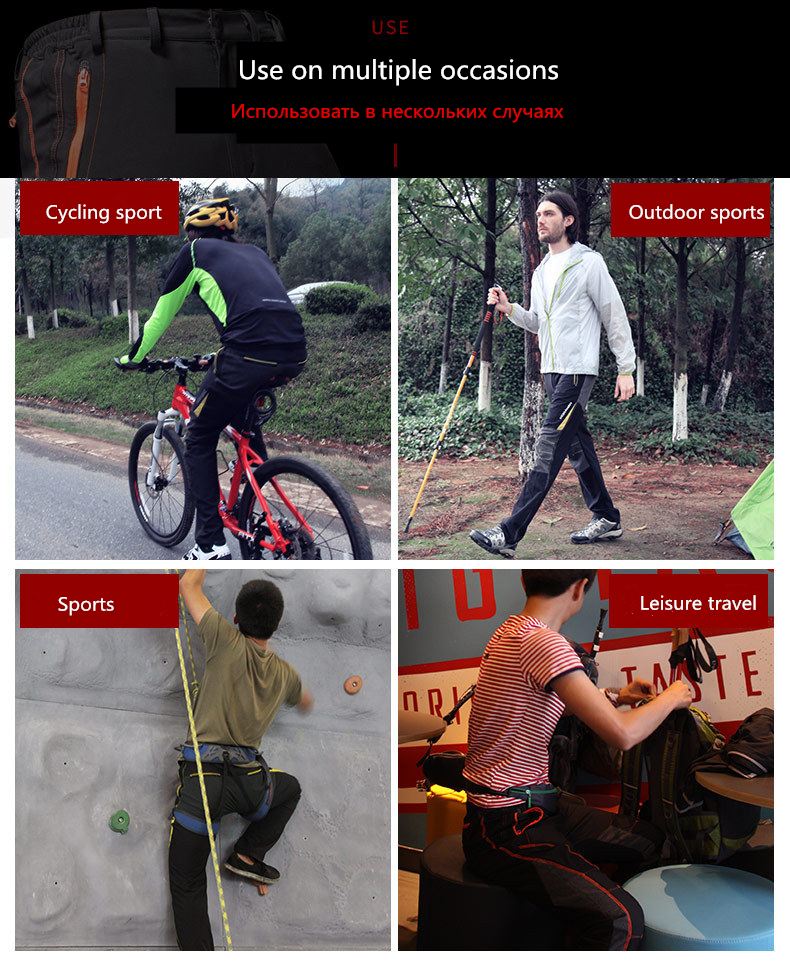 10  Biking Pants Fleece Thermal Wind Pants Spring Fall Winter Tights Sports activities Trousers Males Lengthy Pant Biking Using Hotter Gear HTB1vpOlaaTEK1JjSZFFq6z6xXXa9