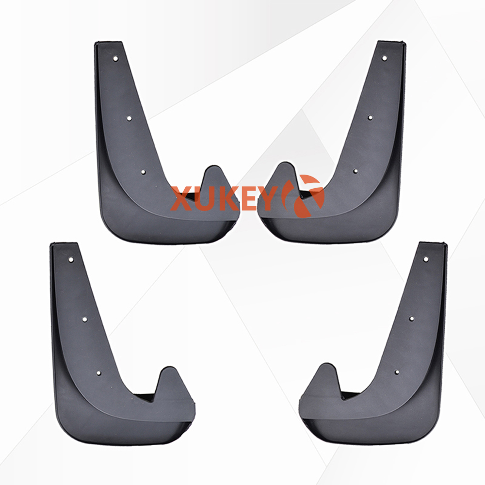 Image 3 - Universal Mudflaps Mud Flaps Flap Splash Guards Mudguards For Toyota Auris Avensis Aygo Camry CH R Corolla IQ Picnic RAV4 Yaris-in Mudguards from Automobiles & Motorcycles