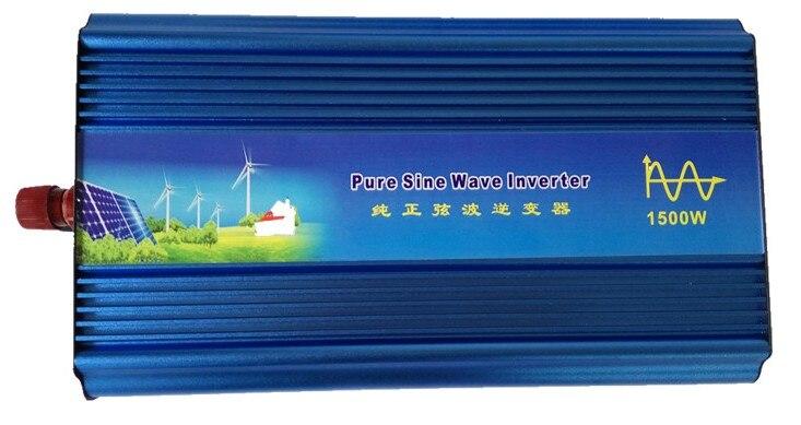 Best Quality 1500W Pure Sine Wave Inverter,12V 220V Inverter 1500W zuivere sinus omvormer inverter pure sine wave inverter