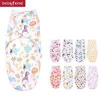 Baby scarf cartoon pattern hug cotton hug sleeping bag blanket