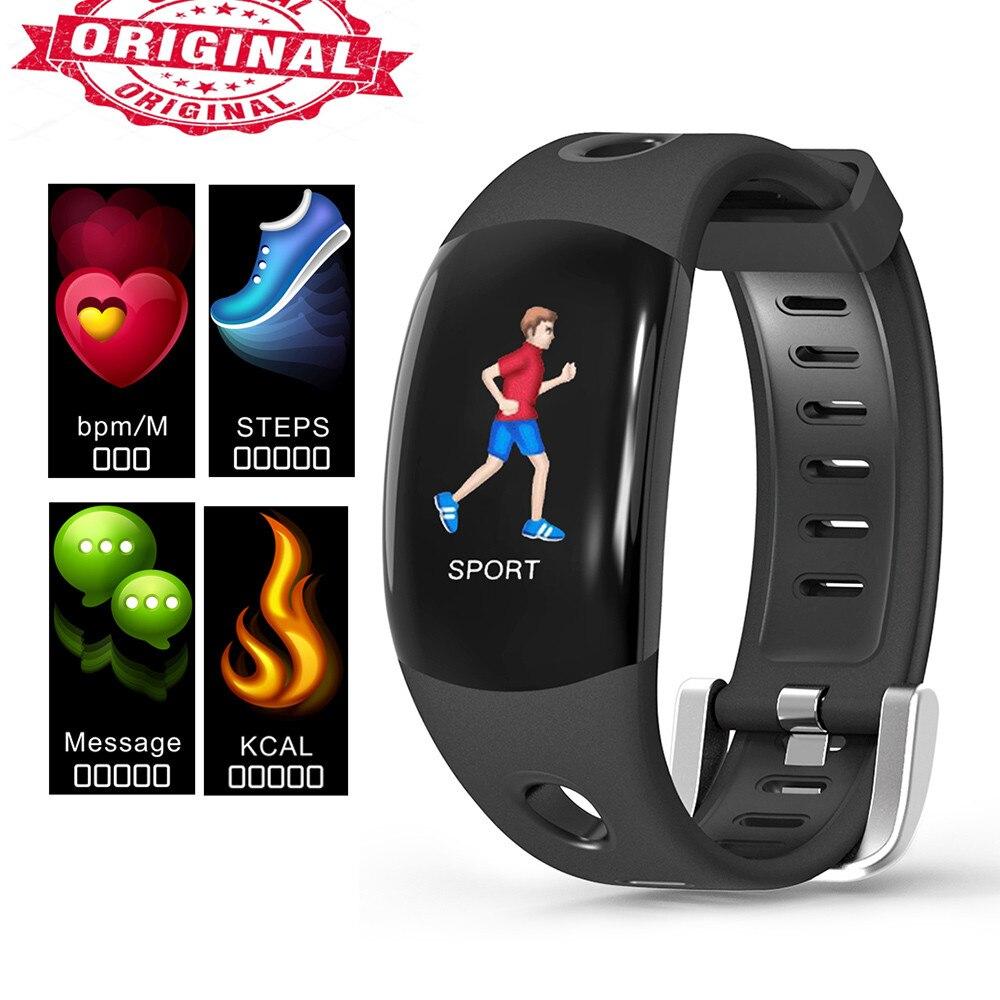 Étanche de remise en forme Intelligente sang Bluetooth pk mi bande 3 bracelet Sommeil tracker fit Activité Tracker Podomètre Bracelet Pour ios