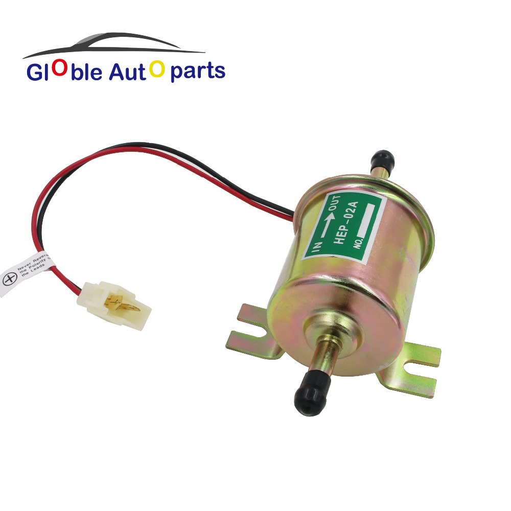 12v hep 02a electric fuel pump for car carburetor motorcycle atv universal diesel petrol gasoline low pressure universal in fuel supply treatment from  [ 1000 x 1000 Pixel ]