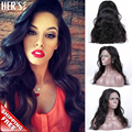 Body wave Lace Front Human Hair Wigs Full Lace Human Hair Wigs Brazilian Lace Front Wigs,Natural Full Lace Wig With Baby Hair