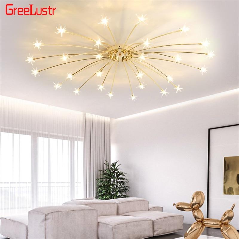 design criativo lampada led lustres de teto 02