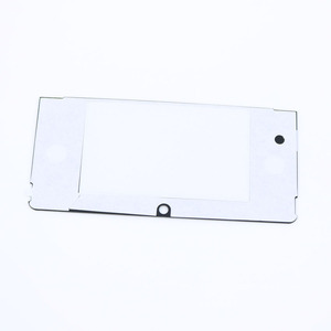 Image 3 - 2pcs Top Front LCD Screen Protector Plastic Cover Lens Replacement for Nintendo 3DS