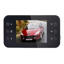 Высокое Качество Нового Прибытия 2.4 «ЖК Full HD 1080 P Автомобильный ВИДЕОРЕГИСТРАТОР Автомобиля Видеокамера 1.9