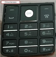 SZWESTTOP Chinese Version Keypad For Philips X5500 Keypads For Xenium CTX5500 Mobile Phone Keypads