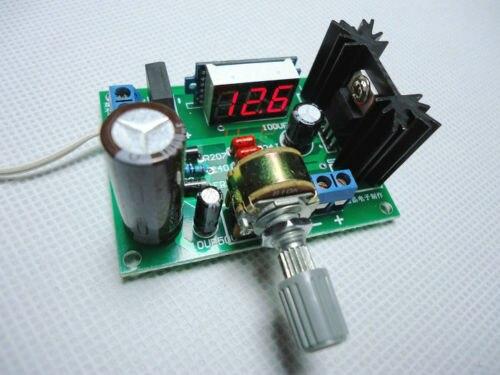 led display lm317 adjustable voltage regulator step down module ac rh aliexpress com