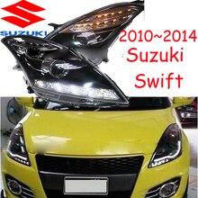 Suzuke swift фара, 2010 ~ 2015 (подходит для LHD), Бесплатная доставка! Swift противотуманный светильник, Aerio,Ciaz,Reno,kizashi,s cross,samurai,Forenza,Equato