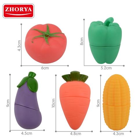 legumes corte brinquedos de desenvolvimento precoce