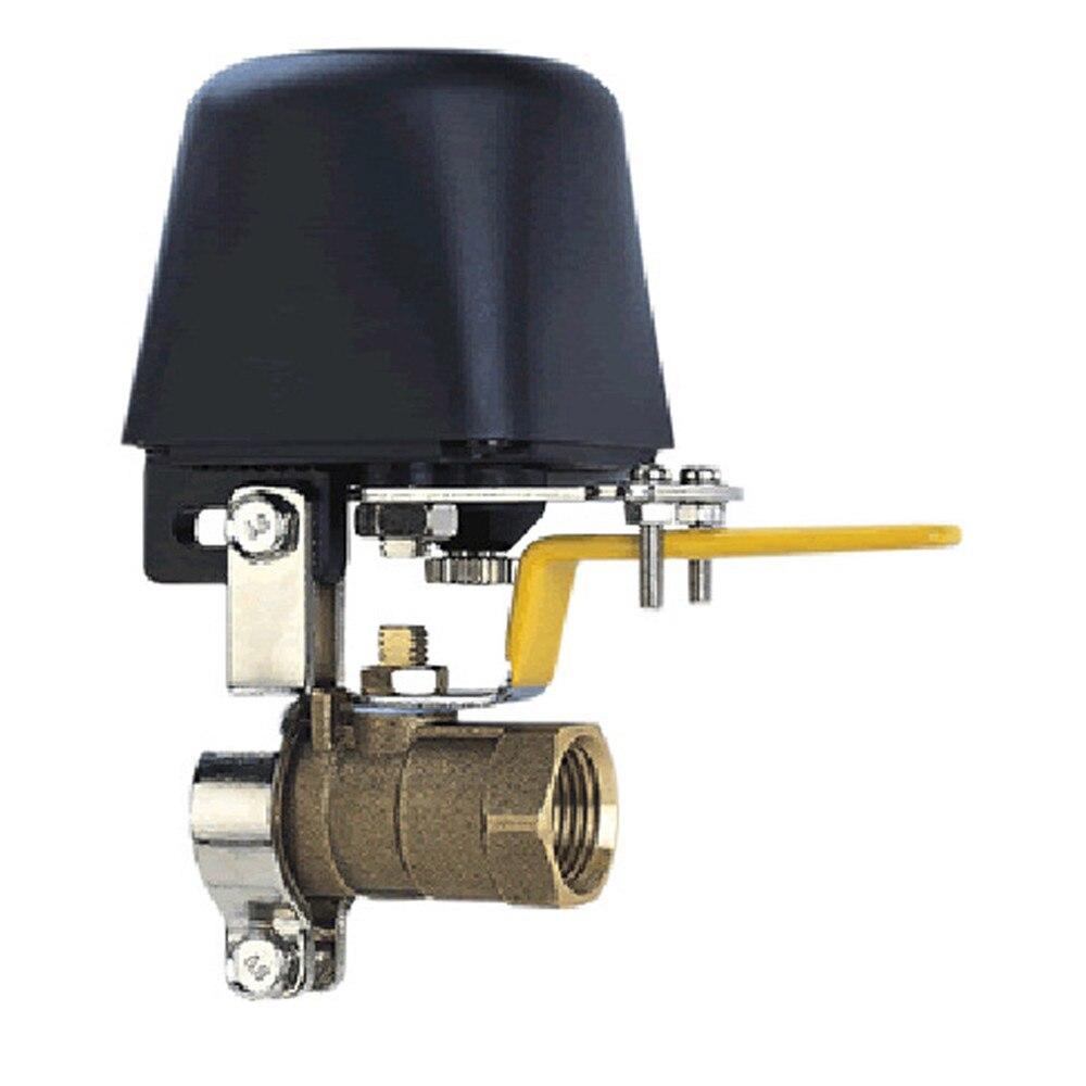 DC12V Électrique Automatique Manipulateur Shut Off Valve Haute Pression Hydraulique Valve pour Alarme Canalisation D'eau De Gaz Dispositif de Sécurité