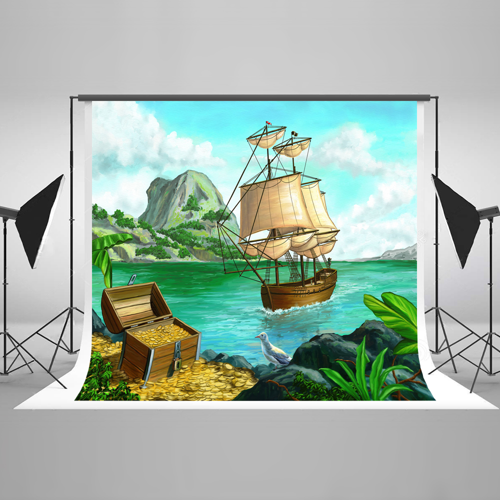 Kate 10ft Children Photography Backgrounds Cartoon Painting Photo Background Photography Backdrop Washable Studio Backdrop kate digital photography backdrop