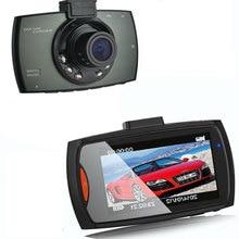 Vehemo 720 P HD 2.4 »дюймовый ЖК-дисплей автомобиля Камера Ночное Видение G-Сенсор DVR видеокамеры регистраторы видео Регистраторы оригинальный автомобиль-Стайлинг Новый