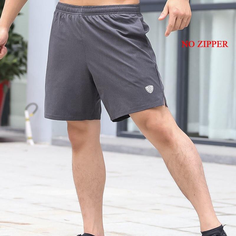 FANNAI Running Shorts Men Training Marathon Quick Dry Fitness Gym Printing Sport Shorts With Pocket Plus Running Shorts Jogger 3