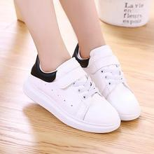 Female children's shoes 2016 sneakers big boys fashion leisure slippery wear-resisting breathable white shoes kids for girls 403