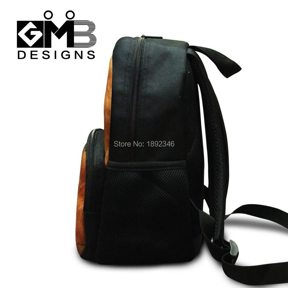 527da98c08 12 inch Cute Small backpacks for little kids Ball 3D Print Book Bags for  Children Girls Soccerly Kindergarten Back pack for Boys-in Backpacks from  Luggage ...
