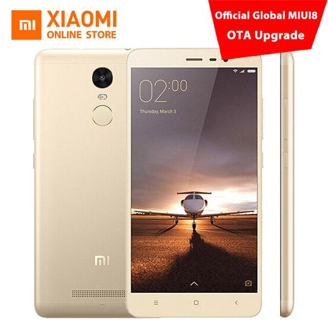 7c09654800460 Original Xiaomi Redmi Note 3 Pro Prime mobile phone 5.5 Inch FHD 3GB 32GB  64bit Snapdragon