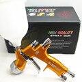 Hoge kwaliteit professionele Gti goud schilderen gun T110/TE20 1.3mm nozzle verf pistool water gebaseerd air spuitpistool spuit TTS