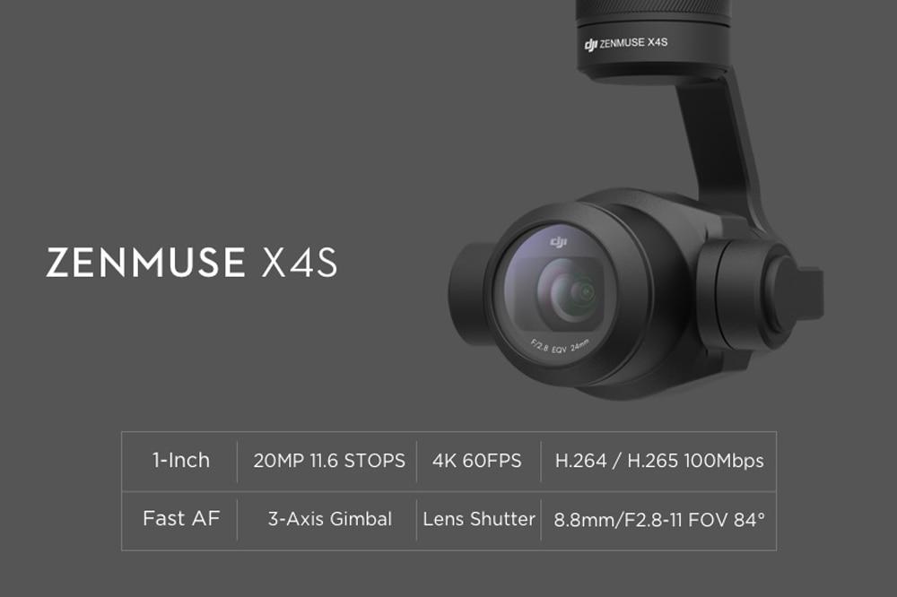 DJI X4S Camera Gimbal (1)