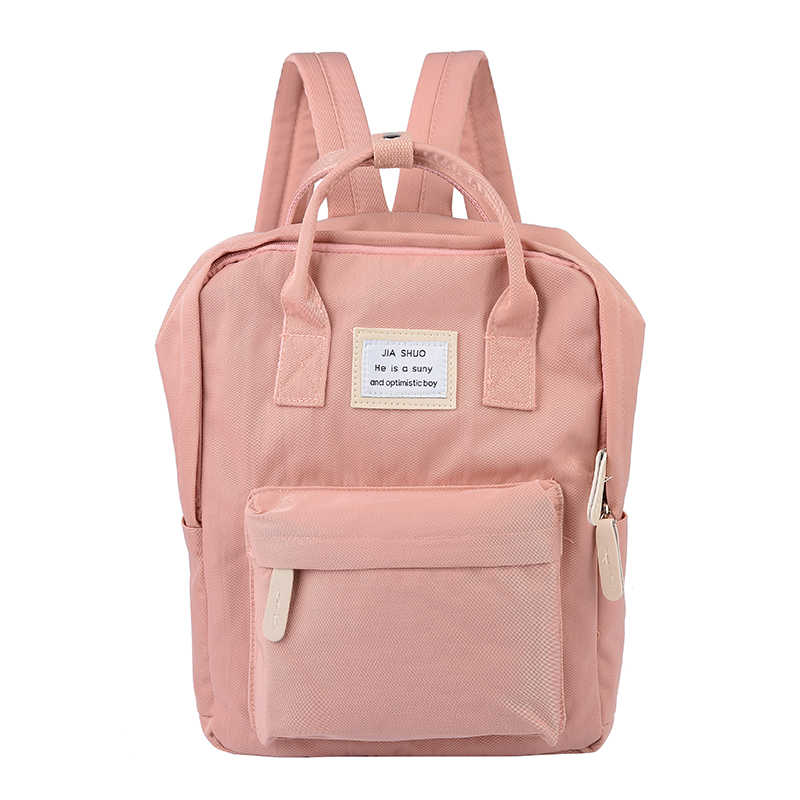 bb8797bda3 Japanese Fashion Style Girls School Bags Middle School Student Backpack  Young Girls School Book backpack girls