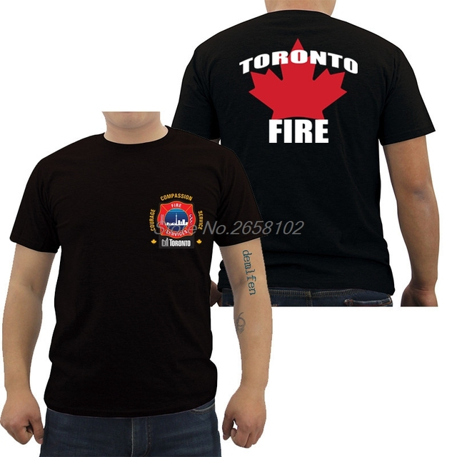Hot Sale Fashion Toronto Canada Firefighter Fire Department Police