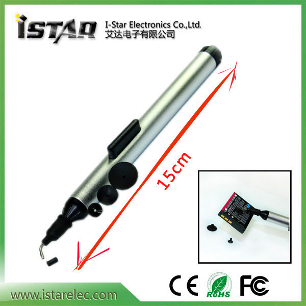Vacuum nozzle repair chip kit BGA reballing tool BGA Vacuum Suction Pen vacuum sucking pen free ship