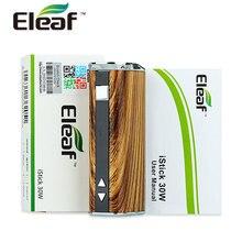 Оригинал Eleaf iStick 30 Вт Мод Батареи 2200 мАч Subohm с OLED Скрин Мод istick 30 Вт Special Edition HOT продавать