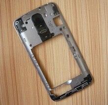 Black Housing Bezel Middle Back Plate Frame Replacement For LG G2 Mini RP_LG_G2Mini_HouBan_Hei