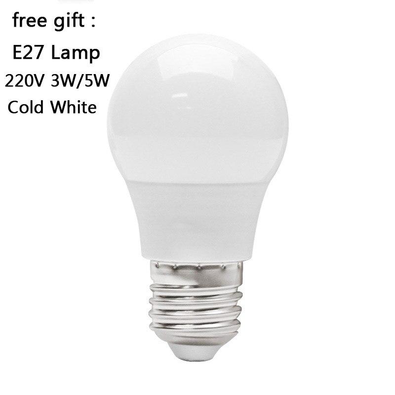Plug in E27 LED Lamp Base (20)