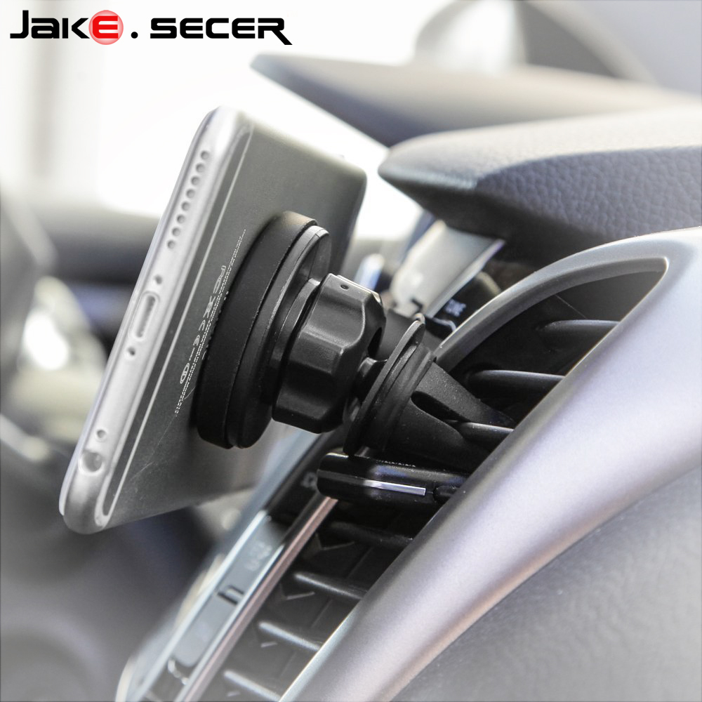 Universal magnetic Car phone holder support mobile cell