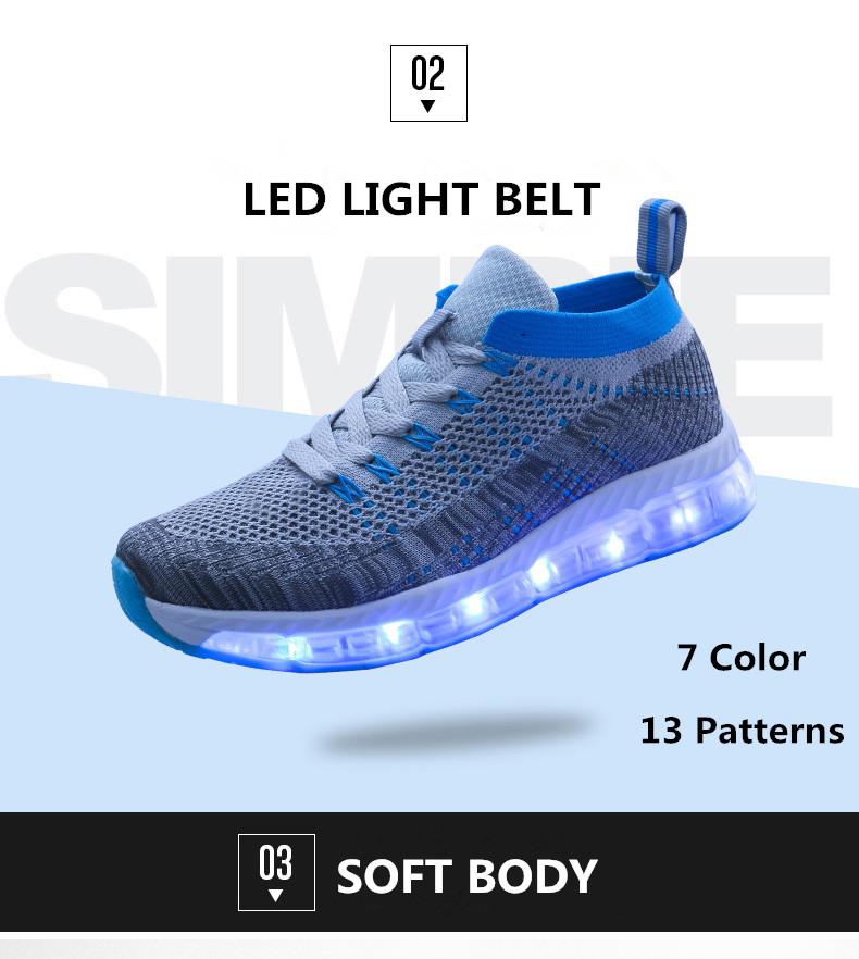 Led Sneakers FAST V1 3